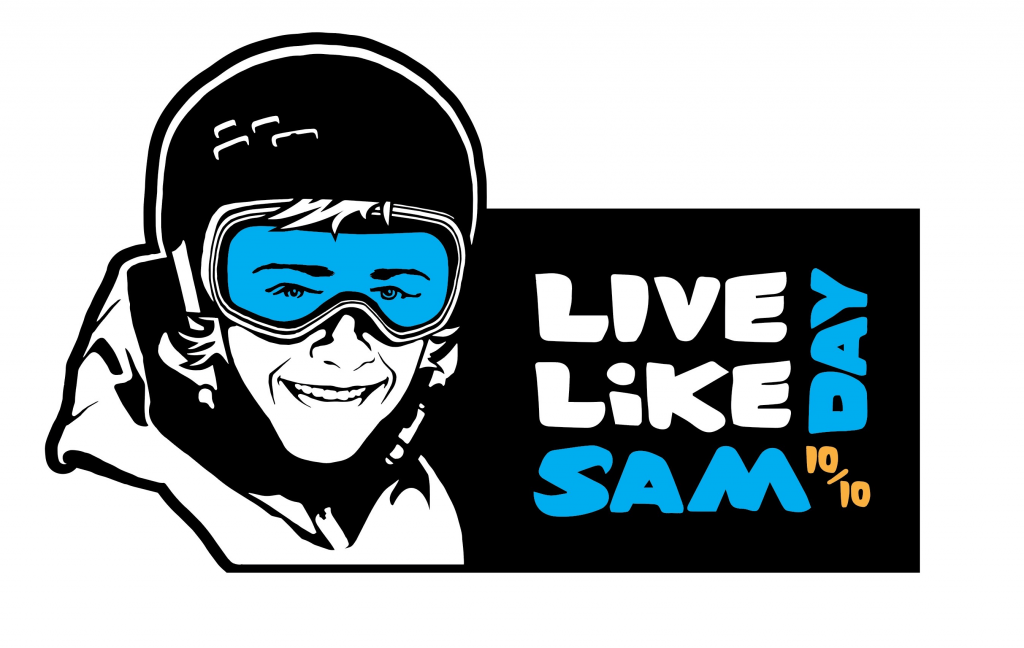 Live Like Sam Day