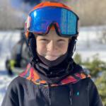 lars minneci skiing in park city