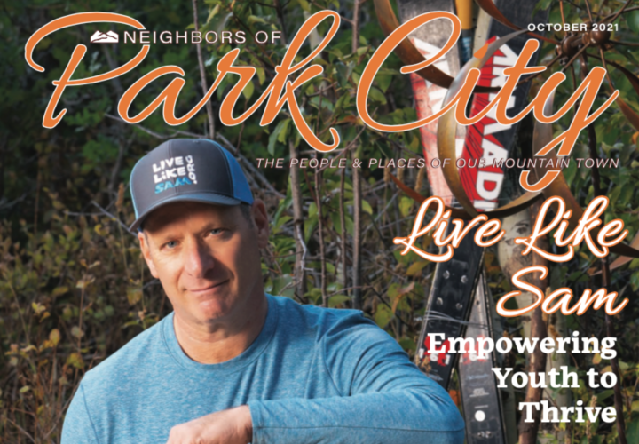 Cropped Cover of Neighbors of Park City Magazine
